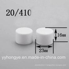 Capuchon en plastique plastique 20/410 PP