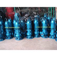 Non-Clog Submersible Sewage Pump Wq Series ISO Approved