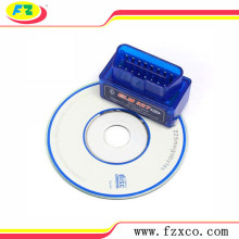 Pemindai Diagnostik Adaptor Adaptor Bluetooth ELM327 OBD2