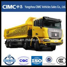 Caminhão basculante C & C 8X4 35 Ton