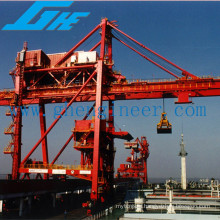 Port Container Ship Unloader