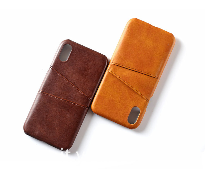 High Quality Pu Leather Cell Phone Case 4