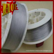 ASTM B863 Pure Titanium Wire Price Per Kg