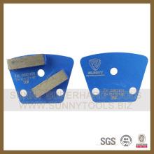 Tête de meulage de finition de diamant en béton de qualité supérieure