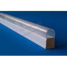 Clear PC Plastic Cover for LED Tube