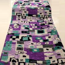 Bedrucktes Crepe Polyester Stoff für Kleider / Mantel