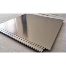 Пластина квадратная титановая 6АЛ-4В