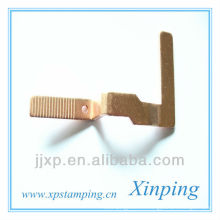 Pièces détachées en métal personnalisées