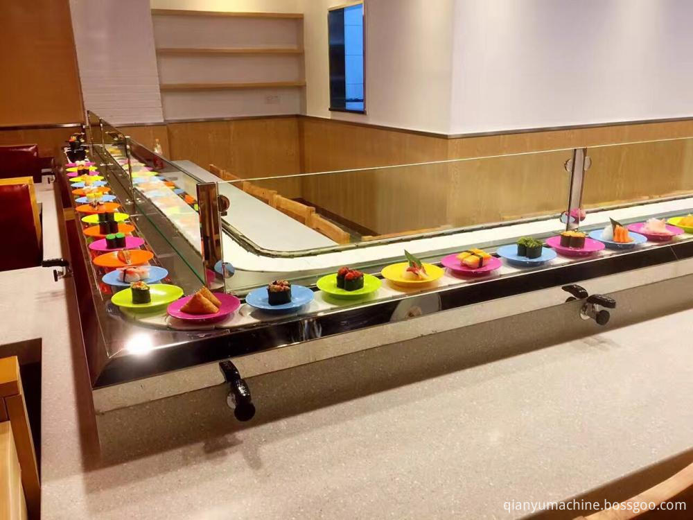 Double-track Sushi Belt
