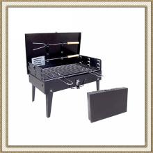 Foldable Folding Charcoal BBQ Stove BBQ Grill (CL2C-ADJ18)