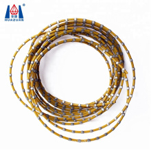 Dia 7.2-9.0mm Plastic Diamond Rope Wire saw for Marble Cutting