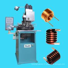 Enrouleur à bobine sans fil CNC multi-axes pour bobines de courant d'air lourd par des fils ronds