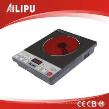 Cocina infrarroja eléctrica de control de empuje de alta calidad (SM-DT201)