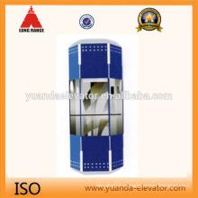Панорамный лифт Yuanda Glass
