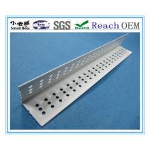 Conta de canto em plástico / PVC com construção