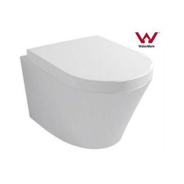 Watermark lavatório de banheiro lavatório de parede de duas peças (6013)