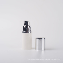 15ml Eco Friendly Plastic PP White Airless Bottle Pump