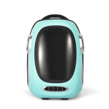 Smart pet go out portable backpack space capsule pet cage pet backpack school bag