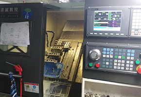 CNC Machining turning