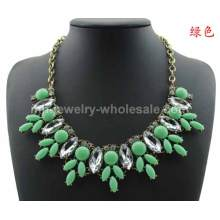 New Design Lovely Transparent Marquise Gift Necklace