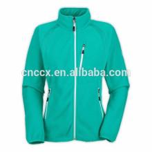 15PKFJ08 2015 new lady's winter thick polar fleece jacket