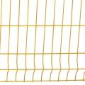 boundary wall security steel fence cheap vinyl fence