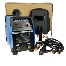 Volt 110v 200v Inverter120-200a Mma Welding Machine 110v Arc Welder