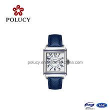 Lady montres cuir véritable montre Style élégant