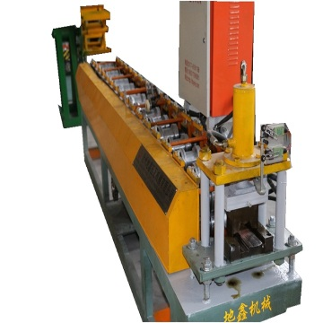 Steel Galvanized Aluzinc Metal Pagar Roll Forming Machine