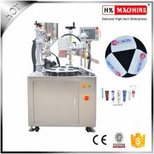 Machine de remplissage et de cachetage de crème de main, machine de remplissage et de cachetage de lotion de main