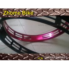 Bicicleta peças/bicicleta aros/escondido jantes/gordura Rim/26X75mm Zh15RM01