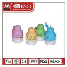 popular plastic kids water bottle