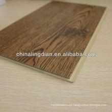 Hot sales WPC floor engineered laminated floorings