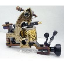 All copper designs 10 Wrap tattoo machine tattoo gun