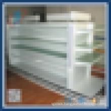 Customized metallic supermarket racks