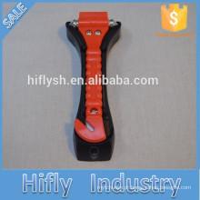 HF-835 Nova I & D Multifuncional Auto Car Hammer Hammer Cinto De Segurança De Fuga Do Carro De Emergência Cortador De Segurança (Certificado Do CE)