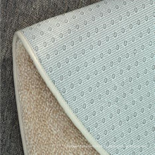 Tiny houses flat weave rug modern round rug carpet
