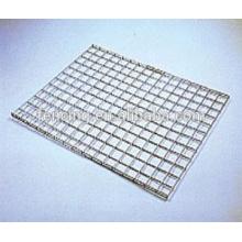 Heiß eingetauchter galvanisierter Stahl-Gitterboden