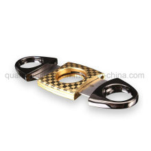 OEM Stainless Steel Cigar Cutter for Promotional Gift
