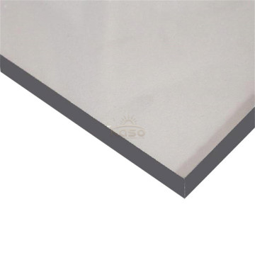 Plastique transparent de 4 x 8 en feuille solide