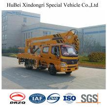16m Euro4 Foton High Work Специальный грузовик