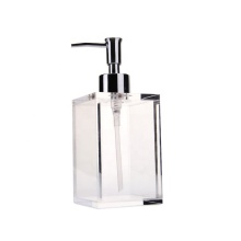Clear Acrylic Soap Pump