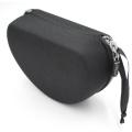 New fashion semicircle nylon custom eyewear sunglasses case