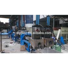 HDPE,PS,PP,ABS plastic recycling granulator pelletizer machine