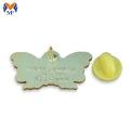 Buntes Schmetterlingsrevers-Stiftabzeichen für Geschenke