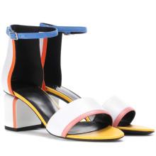2018 дамы плоские удобные sunmmer сандал