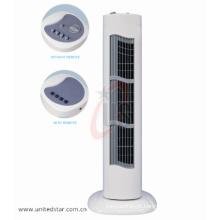 Ventilador de torre de ventilador de torre de aquecimento recarregável Ventilador de torre de ventilador de torre recarregável de aquecimento com controle remoto