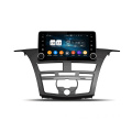 Mazda BT-50 android radio del coche reproductor bluetooth