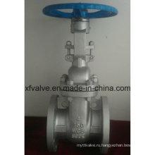 Регулирующий клапан с обратным клапаном, повышающим поток, с затвором