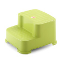 Baby Two Step Stool Lavagem Toilet Altura Step